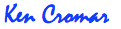 Ken Cromar signature blue 2 med